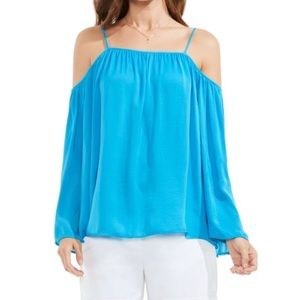VINCE CAMUTO Off The Shoulder Top
